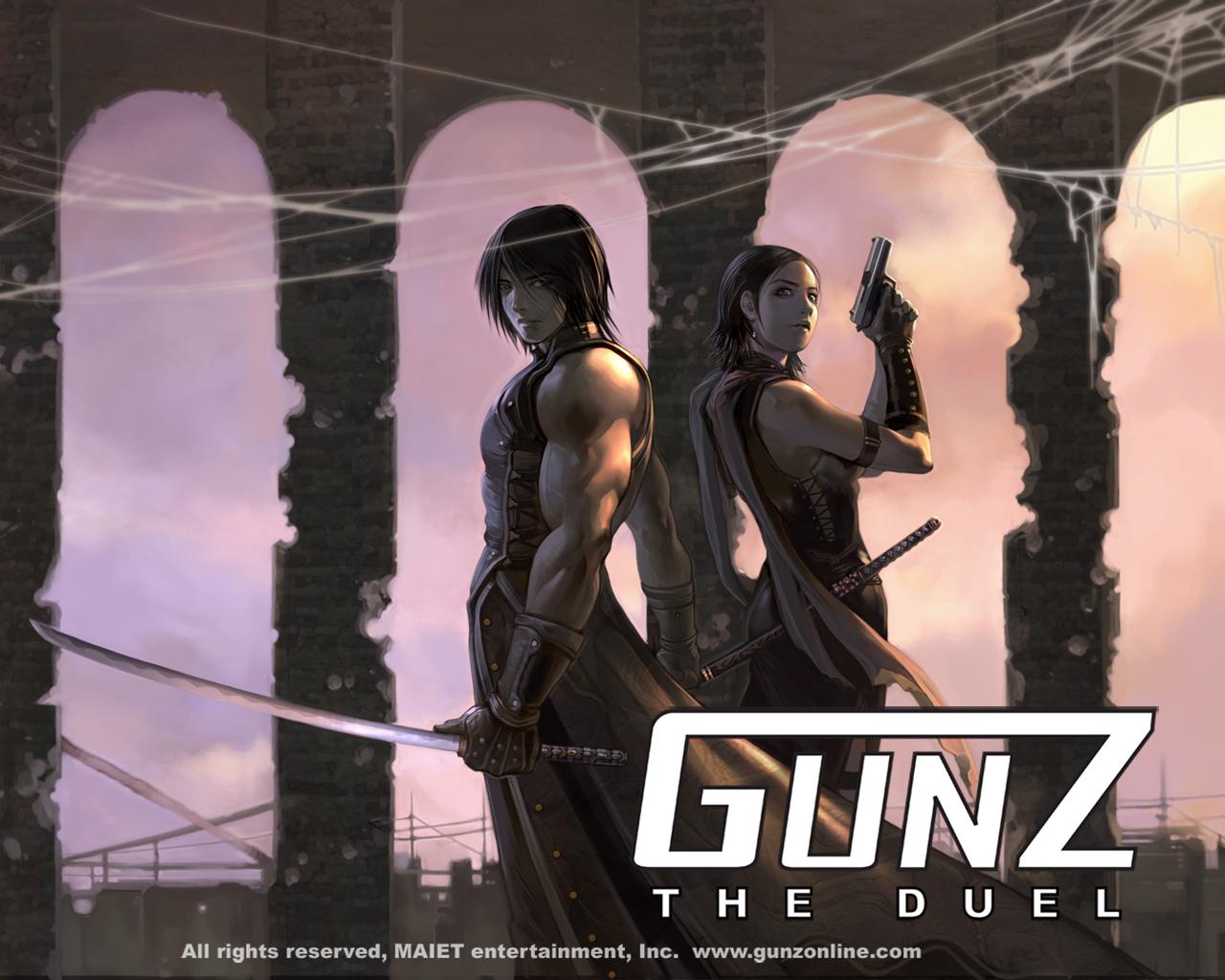 gunz online wallpaper. Gunz The Duel
