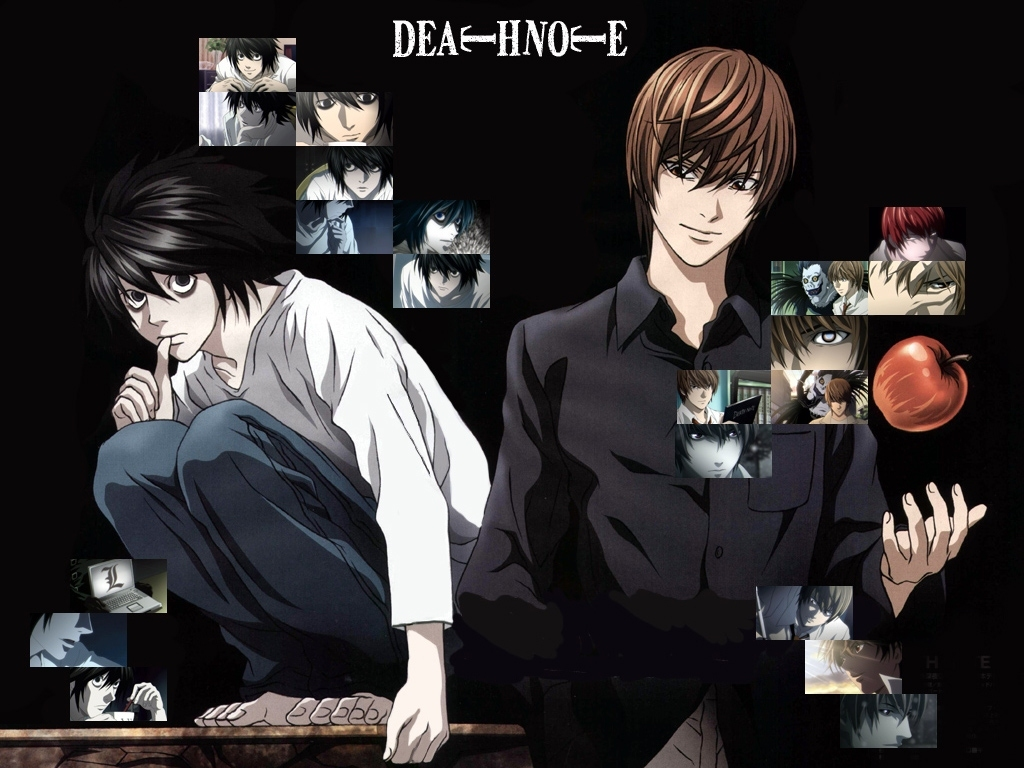 super fotos death note